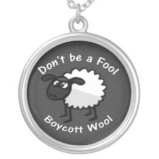 Don't be a Fool Necklace