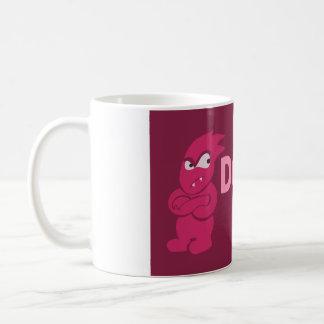 Don't Be a Grump Classic White Coffee Mug