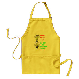 Don't Be A Useful Idiot Adult Apron