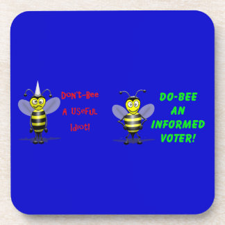 Don't Be A Useful Idiot Coaster