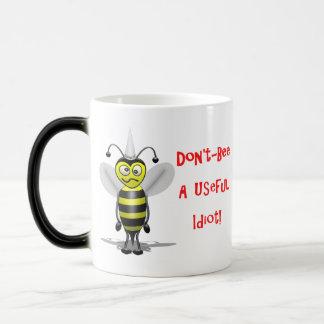 Don't Be A Useful Idiot Magic Mug