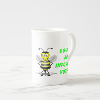 Don't Be A Useful Idiot Tea Cup