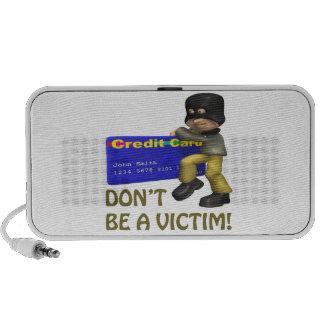 Dont Be A Victim Speaker System
