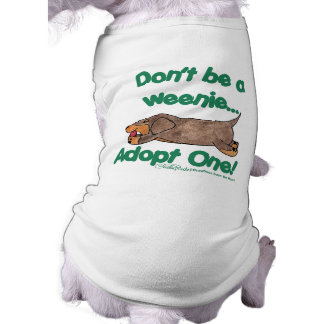 Don't be a Weenie! Tee