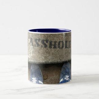 Dont Be An A$$hole Coffee Mugs