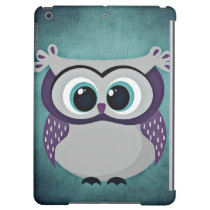 Don't Be Blue Owl iPad Air Cover