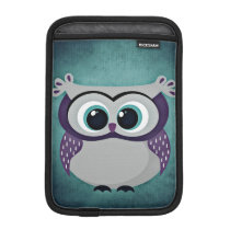 Don't Be Blue Owl Sleeve For iPad Mini