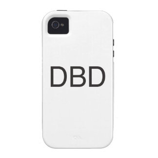 dont be dumb.ai iPhone 4 cases