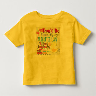 Don't Be Fooled By Age JIA Awareness Kids Shirt