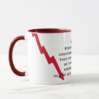 Don't be fooled by phoney spending cuts mug