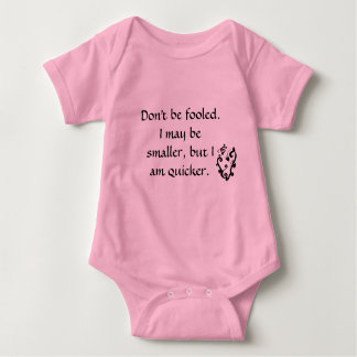 Don't be fooled -FSB- Baby Bodysuit