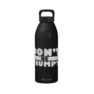 Dont Be Frumpy Reusable Water Bottle