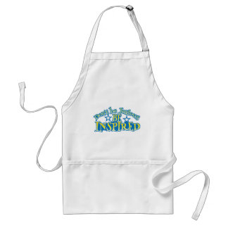 Don't be JEALOUS  be INSPIRED! Adult Apron