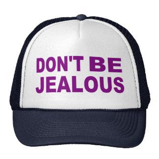 Don't be jealous trucker hat