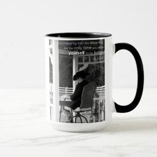 Dont Be Judged Mug