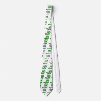 Don't be offended if I ignore you, I've just got.. Tie