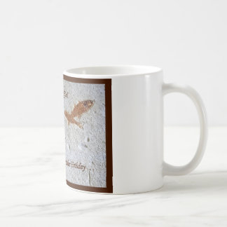 Don't be Petrified. It's just another birthday Mug