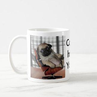 Don't be Pugnacious! Coffee Mug