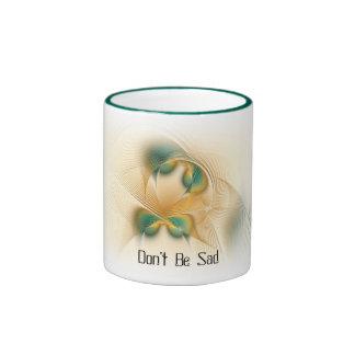 Don't Be Sad Ringer Mug