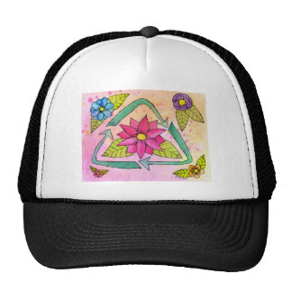 Don't be Trashy...Recycle! Trucker Hat