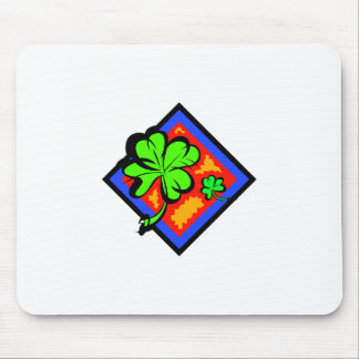 Don't be Without Your Lucky Shamrock!!! Mouse Pad