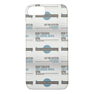 Don't Believe The Liberal Media iPhone 8/7 Case