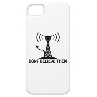 Don't Believe Them Iphone case