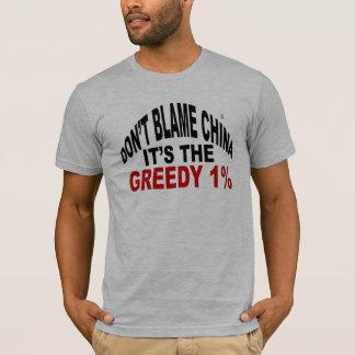Don't Blame China T-Shirt