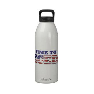 Don't Blame Me I Voted for MITT Drinking Bottles