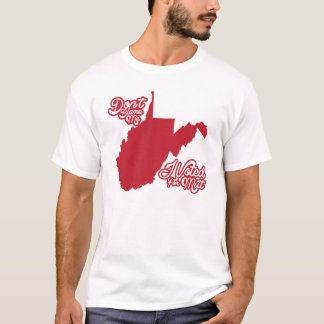 Don't Blame Me, I Voted For Mitt Romney Tshirt WV
