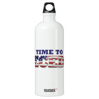 Don't Blame Me I Voted for MITT Water Bottle