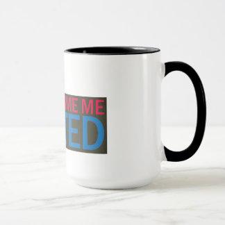 Don't blame me I Voted Mug