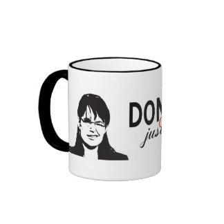 Don't Blink Just Wink Mug
