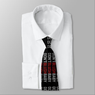 Don't Blush Baby Fashionable Men's Tie