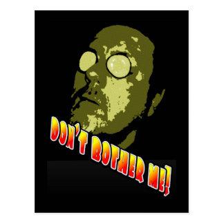 Don't Bother Me - Comic Book Series No. 3 Postcard