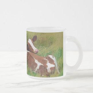 Don't Bother Me Cow Mug