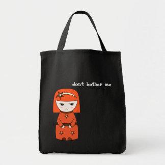 Don't bother me geisha - dark Bag