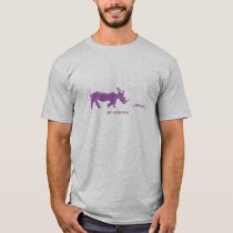 Don't bother vegans T-Shirt