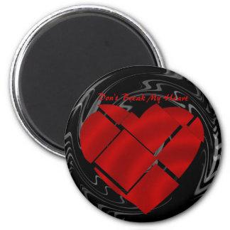 DON'T BREAK MY HEART-MAGNET