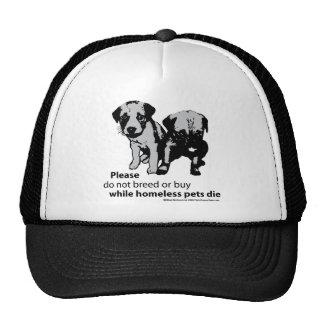 Don't Breed Or Buy Trucker Hat
