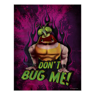 Don't Bug Me! Poster