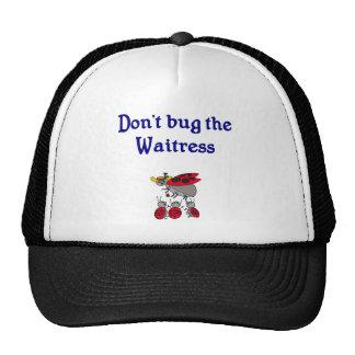 Don't bug the Waitress hat with ladybugs