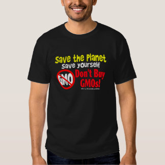 Dont Buy GMOs T Shirt