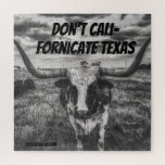 Don't Cali-Fornicate Texas Puzzle