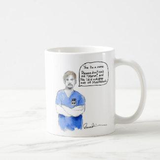 Don't Call Me Murse by JParadisiRN Classic White Coffee Mug