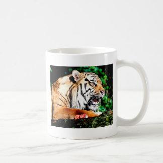 Don't come near coffee mug