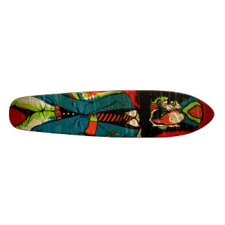 Don't copy me  skateboard