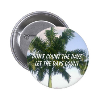 Don't Count the Days Pins
