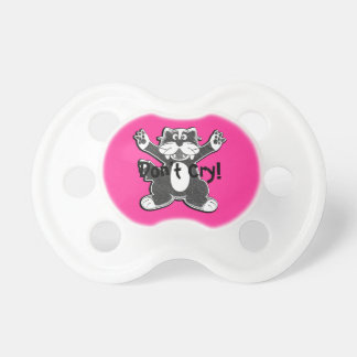 Don't Cry Cat Pacifier