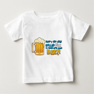 Don't cry over spilled milk! baby T-Shirt